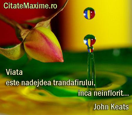 citate despre nadejde Viata este nadejdea trandafirului, inca neinflorit… – Citate Maxime citate despre nadejde
