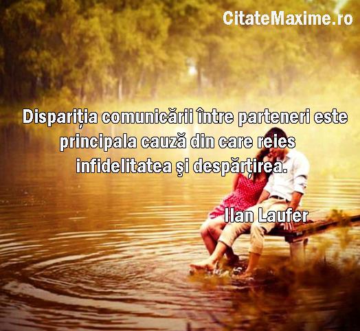 citate celebre despre despartire Dispariţia comunicării între parteneri este principala cauză din  citate celebre despre despartire