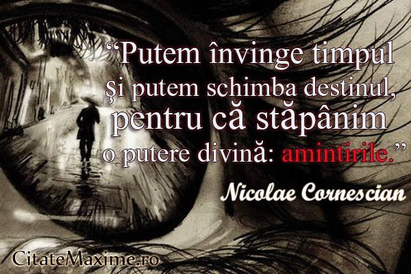 citate despre destin si iubire Putem învinge timpul şi putem schimba destinul, pentru că stăpânim  citate despre destin si iubire