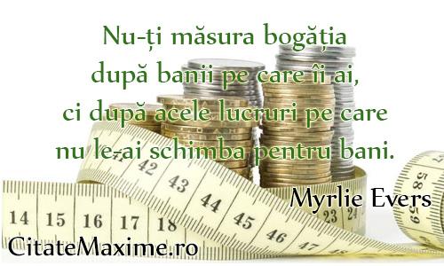 citate despre bani in economie Nu ți măsura bogăția după banii pe care îi ai, ci după acele  citate despre bani in economie