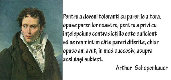 citate celebre despre intelepciune Pentru a deveni toleranţi cu parerile altora, opuse parerilor  citate celebre despre intelepciune