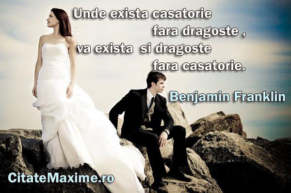 citate casatorie Unde exista casatorie fara dragoste , va exista si dragoste fara  citate casatorie